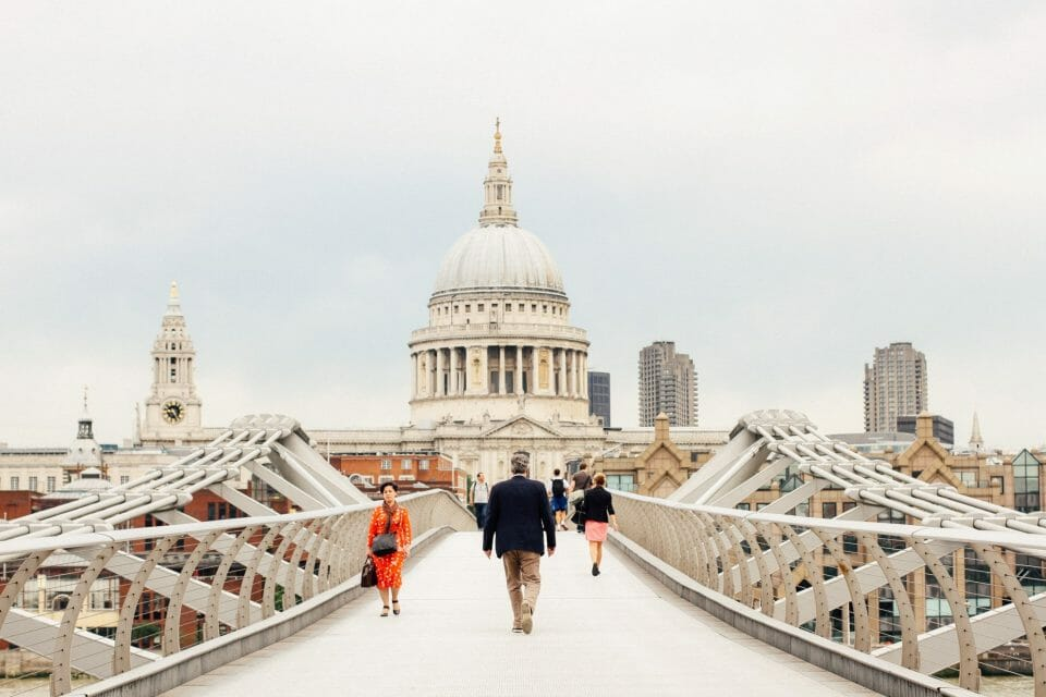 UK FinTechs Look East - Disruption Awaits
