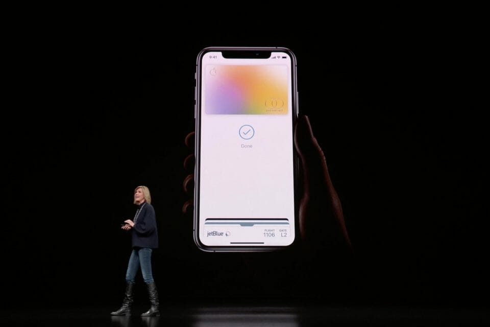 Newsflash – Apple Lanza La 'Apple Card' Junto A Goldman Sachs